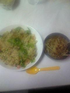 なおちゃんの炒飯
