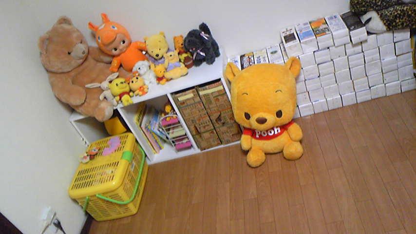 莉緒奈のお部屋